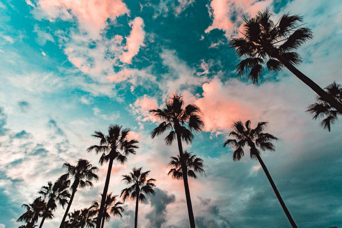 Long Beach, Sunset, California