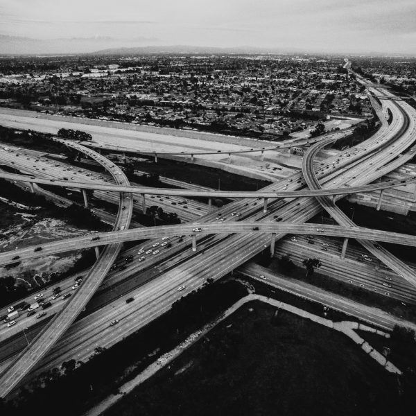 freeway, california, road, longnecker